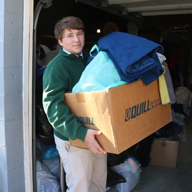 Winter Clothing Drive to Benefit the Community