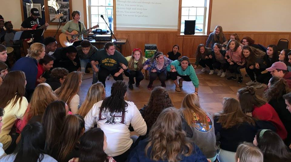 Sophomore Retreat