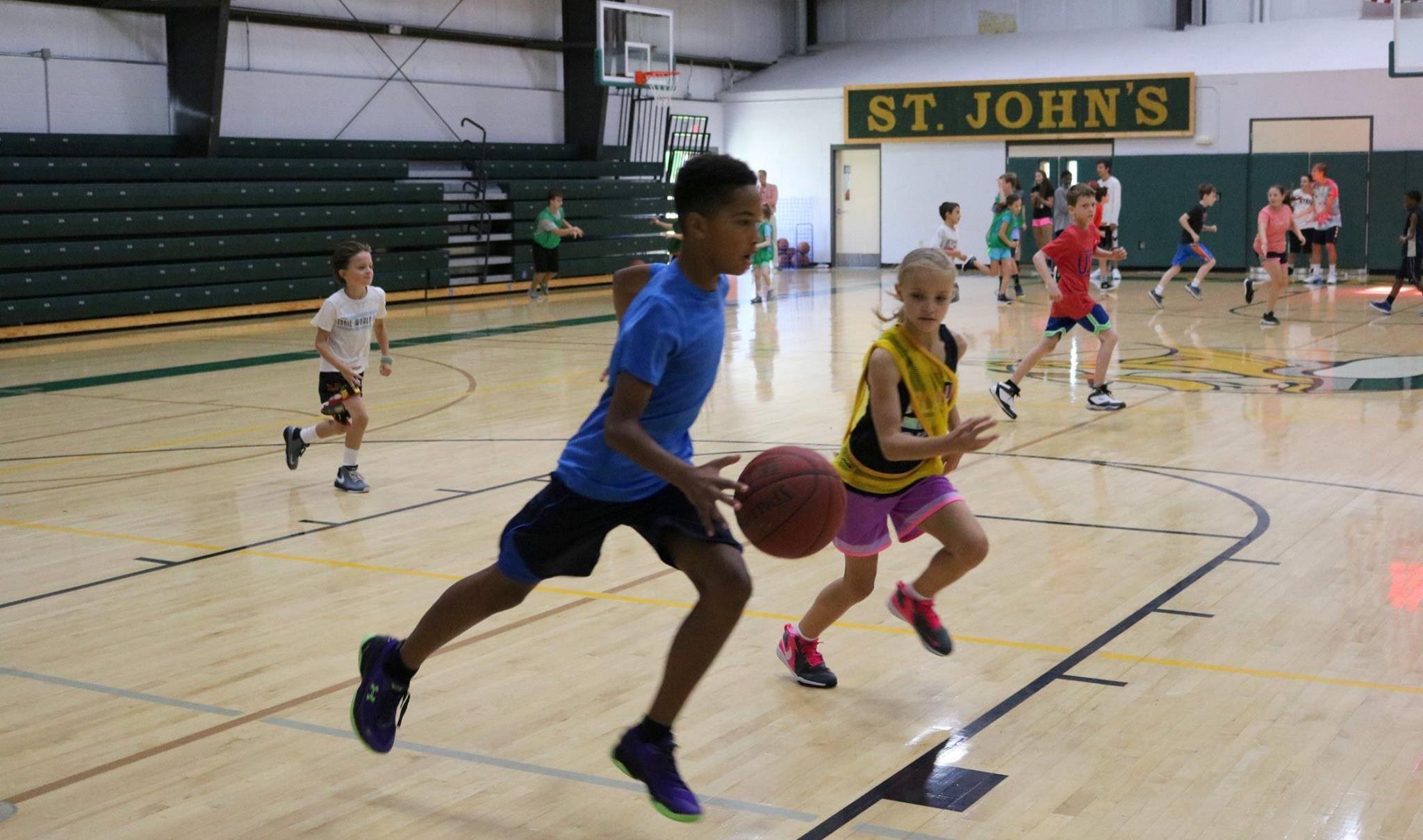 basketball camp sponsorship letter